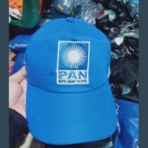 tukang bordir topi Pringsewu