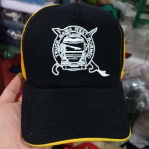 tukang bordir topi TanjungBalaiKarimun